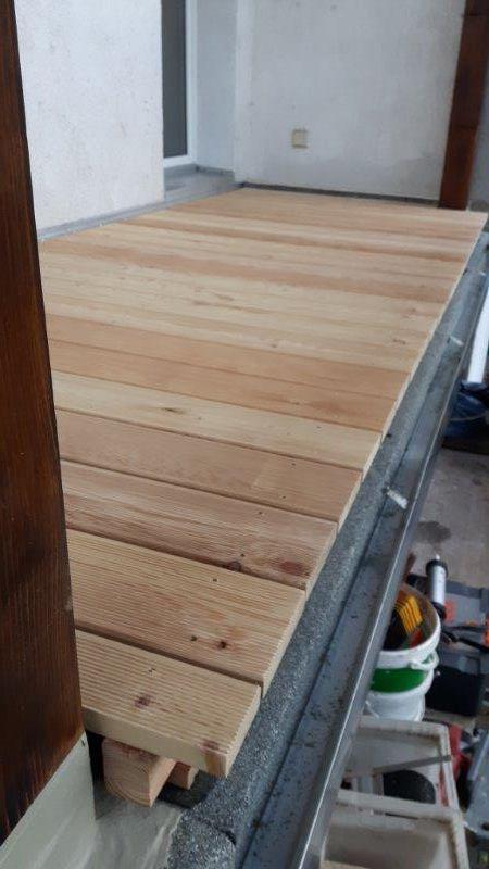 Balkonsanierung Leipzig Marode Und Faulige Holzbalkone Sanieren
