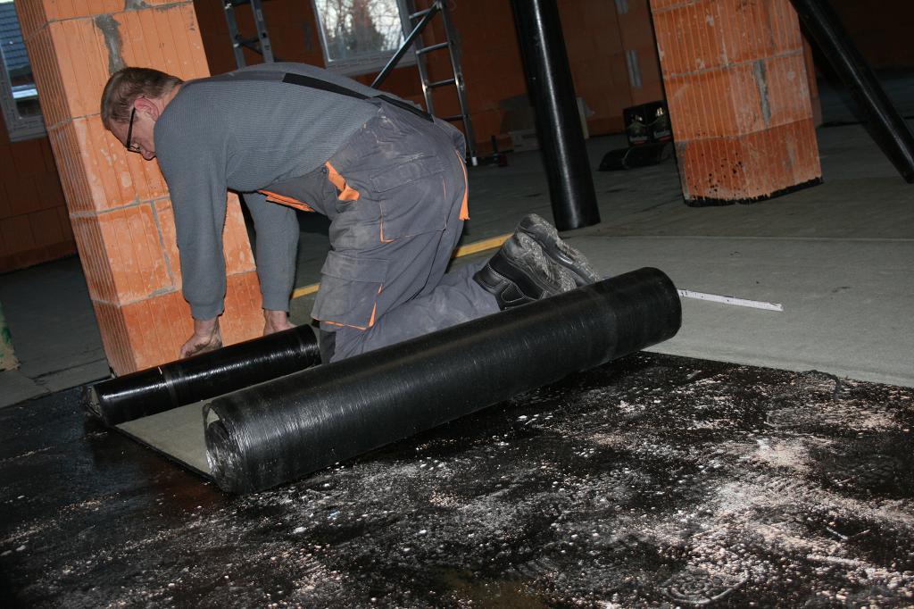 Abdichtung Der Bodenplatte Fur Efh Leipzig Bauinfoburo