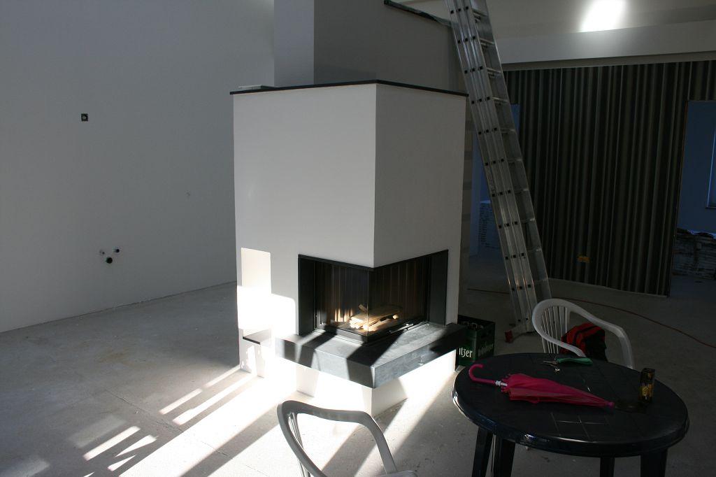 kaminofen f r efh in leipzig bauinfob ro. Black Bedroom Furniture Sets. Home Design Ideas